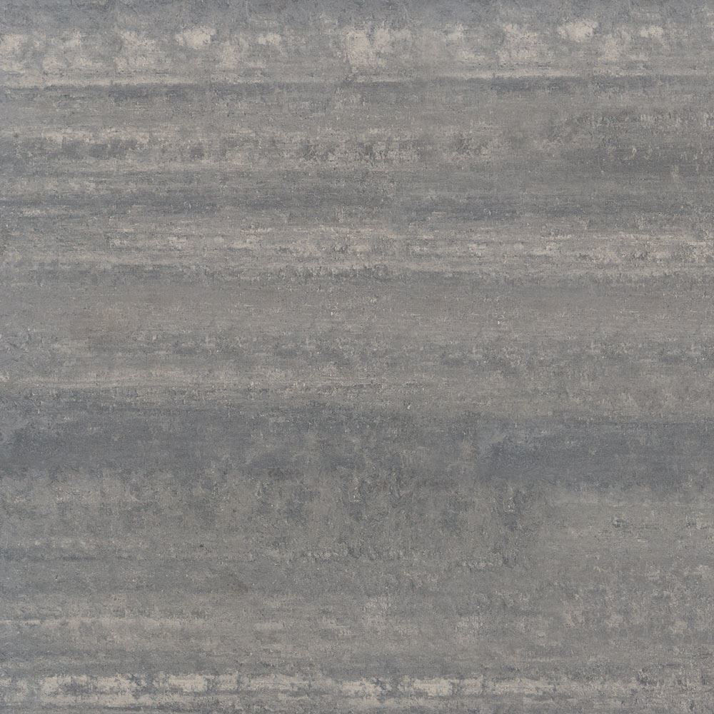 "Granity Air, 36"" x 36"" Matt Silver Porcelain Tile"