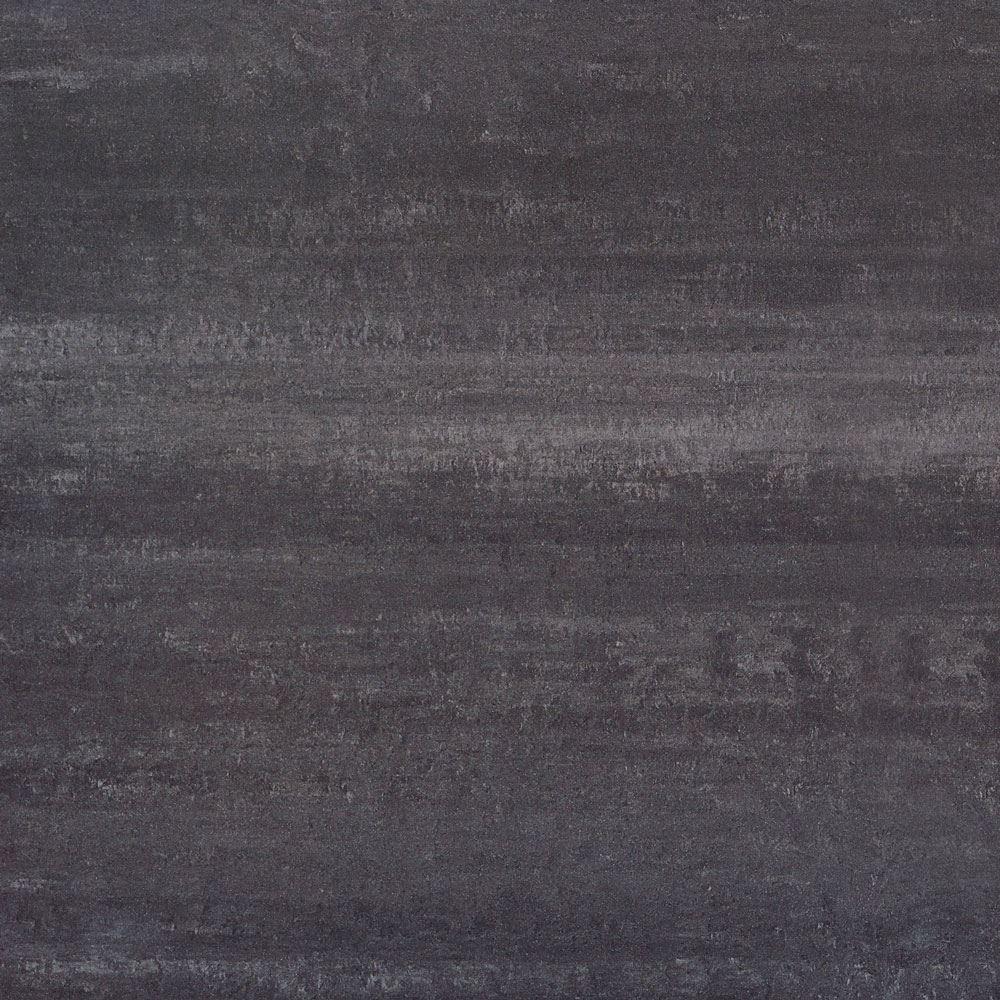 """Granity Air, 24"""" x 24"""" Matt Coal Porcelain Tile"""
