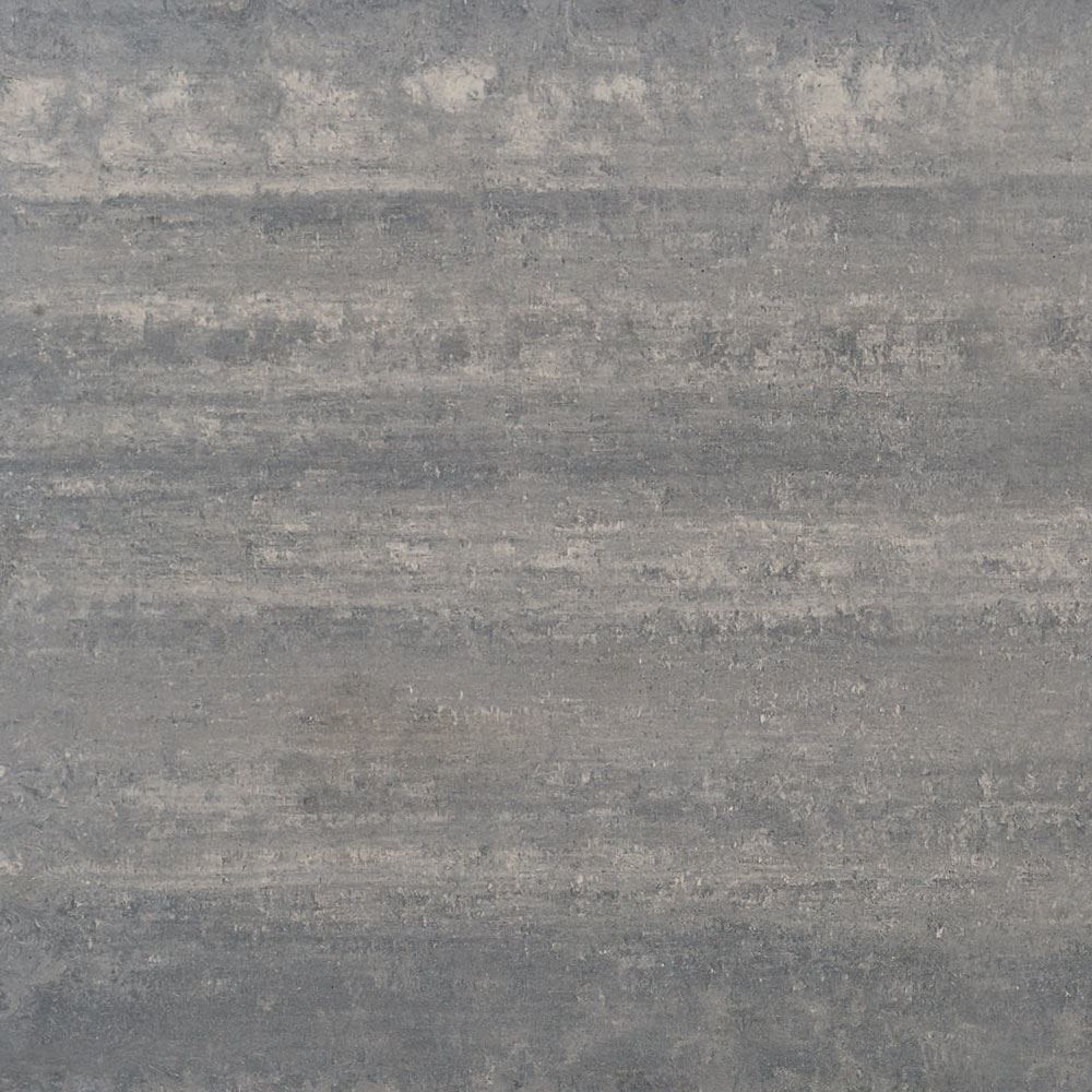 "Granity Air, 24"" x 24"" Matt Silver Porcelain Tile"