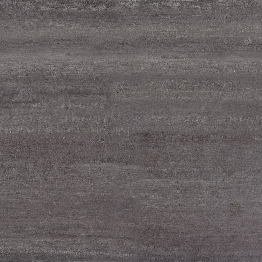 "Granity Air, 12"" x 12"" Bush-Hammered Steel Porcelain Tile"