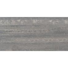 "Granity Air, 12"" x 24"" Matt Silver Porcelain Tile"