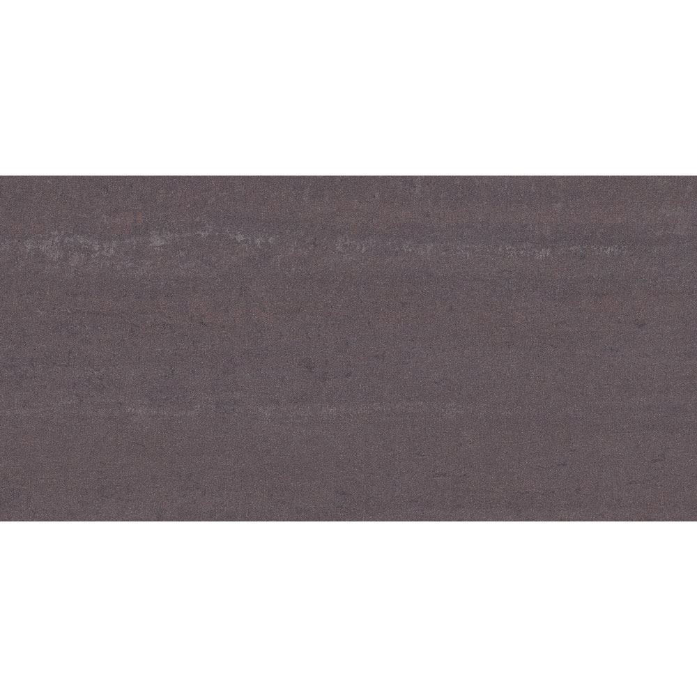 "Granity Air, 12"" x 24"" Bush-Hammered Cocoa Porcelain Tile"