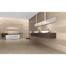 """Granity Air, 6"""" x 24"""" Matt Artic Porcelain Tile"""