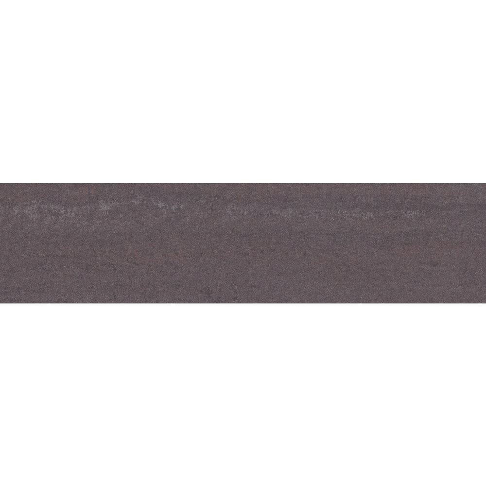 """Granity Air, 6"""" x 24"""" Polished Cocoa Porcelain Tile"""