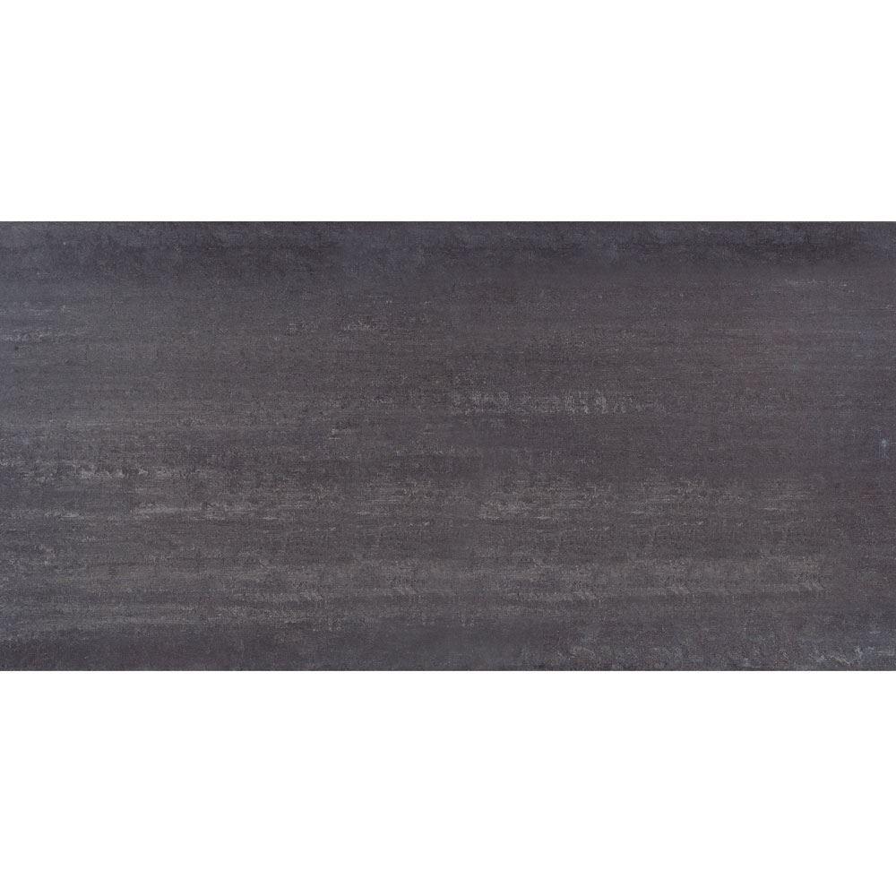 """Granity Air, 24"""" x 47"""" Matt Coal Porcelain Tile"""