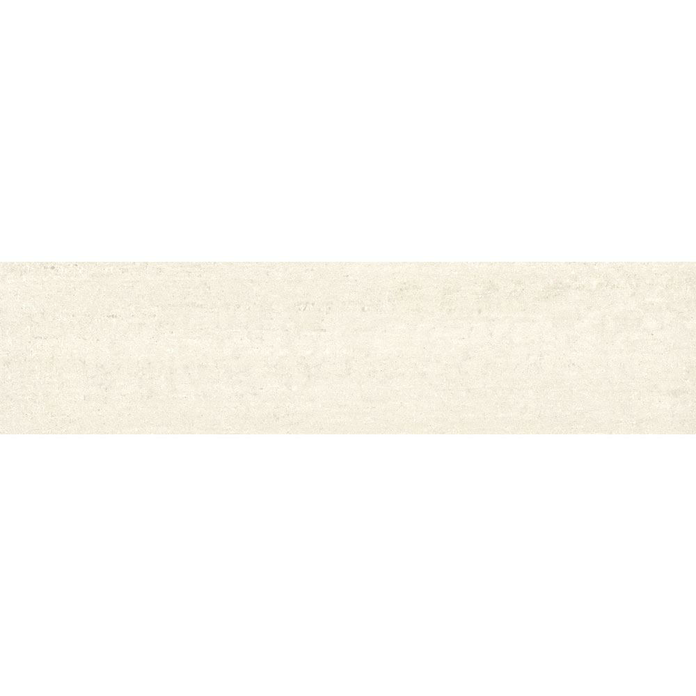 "Granity Air, 12"" x 47"" Stone White Porcelain Tile"