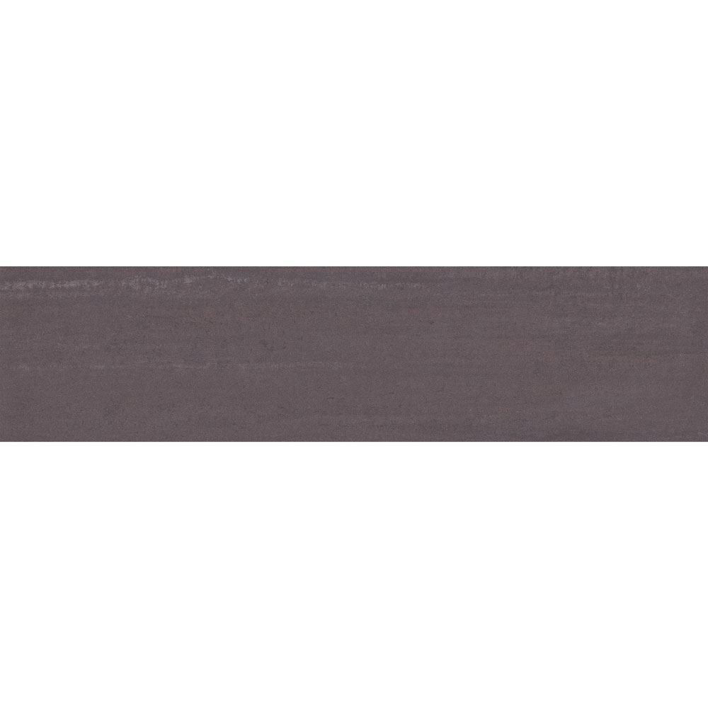 """Granity Air, 12"""" x 47"""" Stone Cocoa Porcelain Tile"""