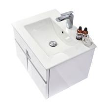 "36"" Modern Single Bathroom Vanity Sink Mino Glossy White"