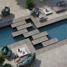 "Italian Outdoor Tile 48"" x 48"", Ideal"