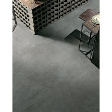 "Gray Outdoor Italian Porcelain Tile 36"" x 36"", Classic"