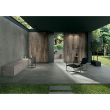 "Gray Outdoor Italian Porcelain Tile 36"" x 36"", Classic"