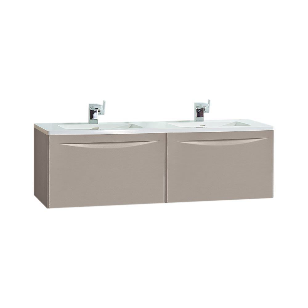 Solid Plywood Wall Mounted Cabinet