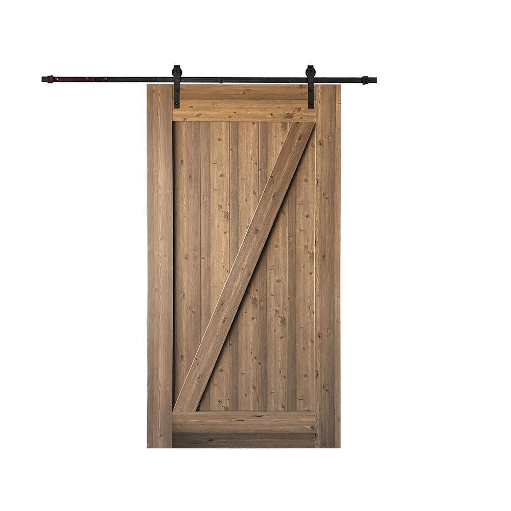Wooden Vertical Reclaimed Barn Door