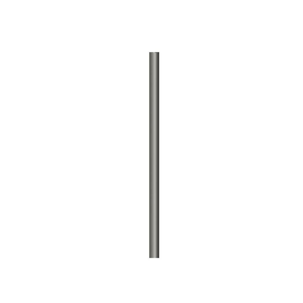 10 Ft Aluminium Silver Post Top Light Pole
