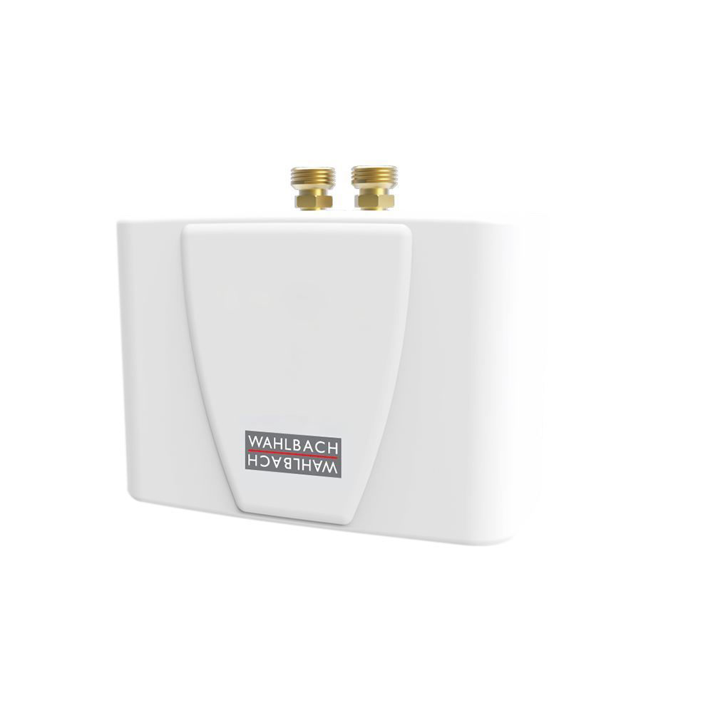 Wahlbach Mini Tankless Water Heater
