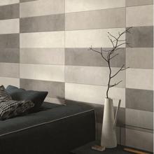 "Modern Italian Porcelain Tile 48"" x 48"", Clear Spazzolata"