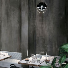 """Modern Italian Porcelain Tile 63"""" x 126"""", Iron Spazzolata"""