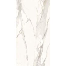 "Italian  Elegant Slab A, White 63"" x 126"", 12mm"