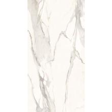 "Italian  Elegant Slab B, White 63"" x 126"", 12mm"