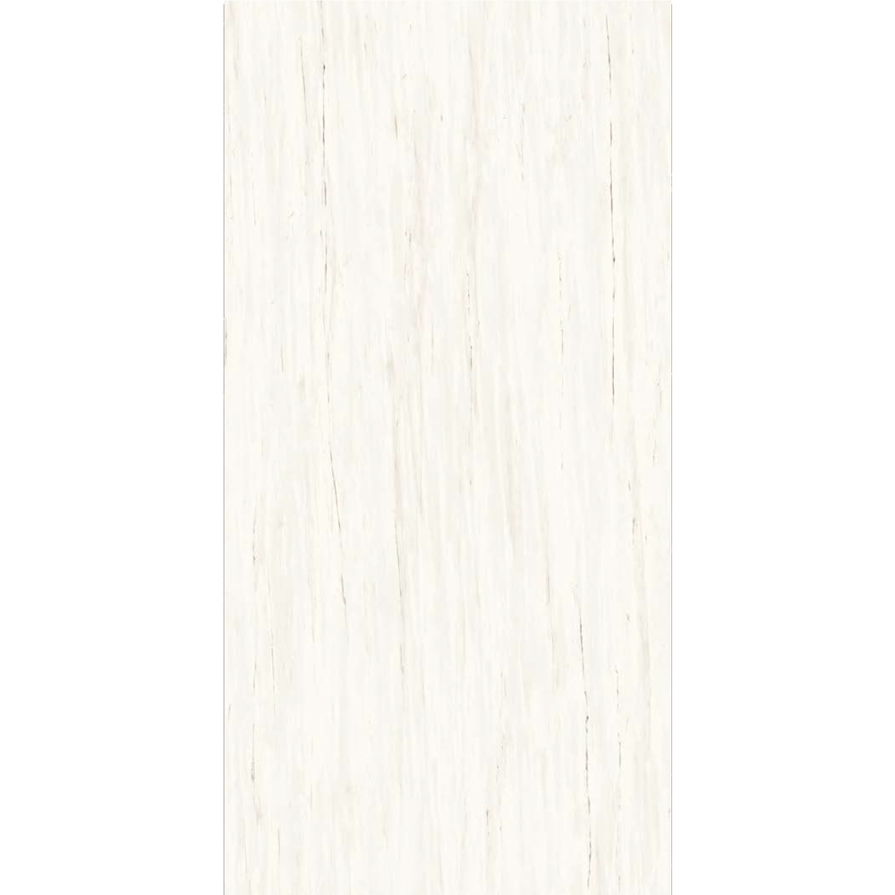 "Italian  Travertino Bianco Slab B, White 63"" x 126"", 6.5mm"