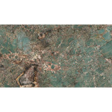 "Italian Amazonite Slab, Bright 59"" x 118"""