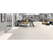 "Modern Spanish Matt Porcelain Tile 12"" x 24"", Avenue White"