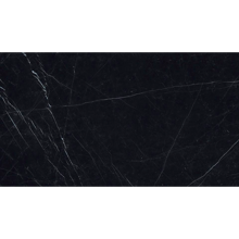 "Italian Black Marquinia Slab, Bright 59"" x 118"""