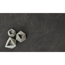 "Modern Spanish Matt Porcelain Tile 24"" x 24"", Avenue Graphite"