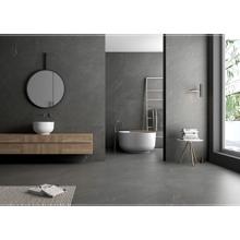 """Modern Spanish Matt Porcelain Tile 12"""" x 24"""", Avenue Graphite"""