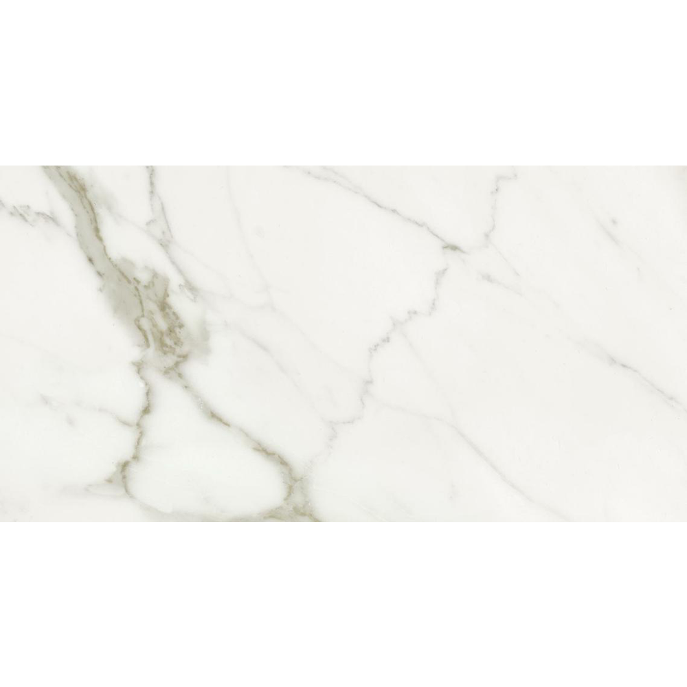 "Modern Spanish Porcelain Tile 24"" x 48"", Calacatta Gold"