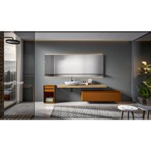 Italian Modern Bathroom Vanity Edoné Crio