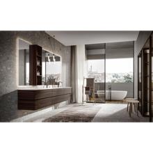 Italian Modern Bathroom Vanity Edoné Nike