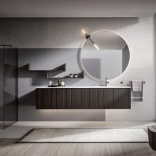 Italian Modern Bathroom Vanity Edoné Eos