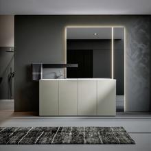 Italian Modern Bathroom Vanity Edoné Chrono 38/44