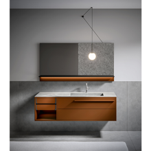 Italian Modern Bathroom Vanity Edoné Ade