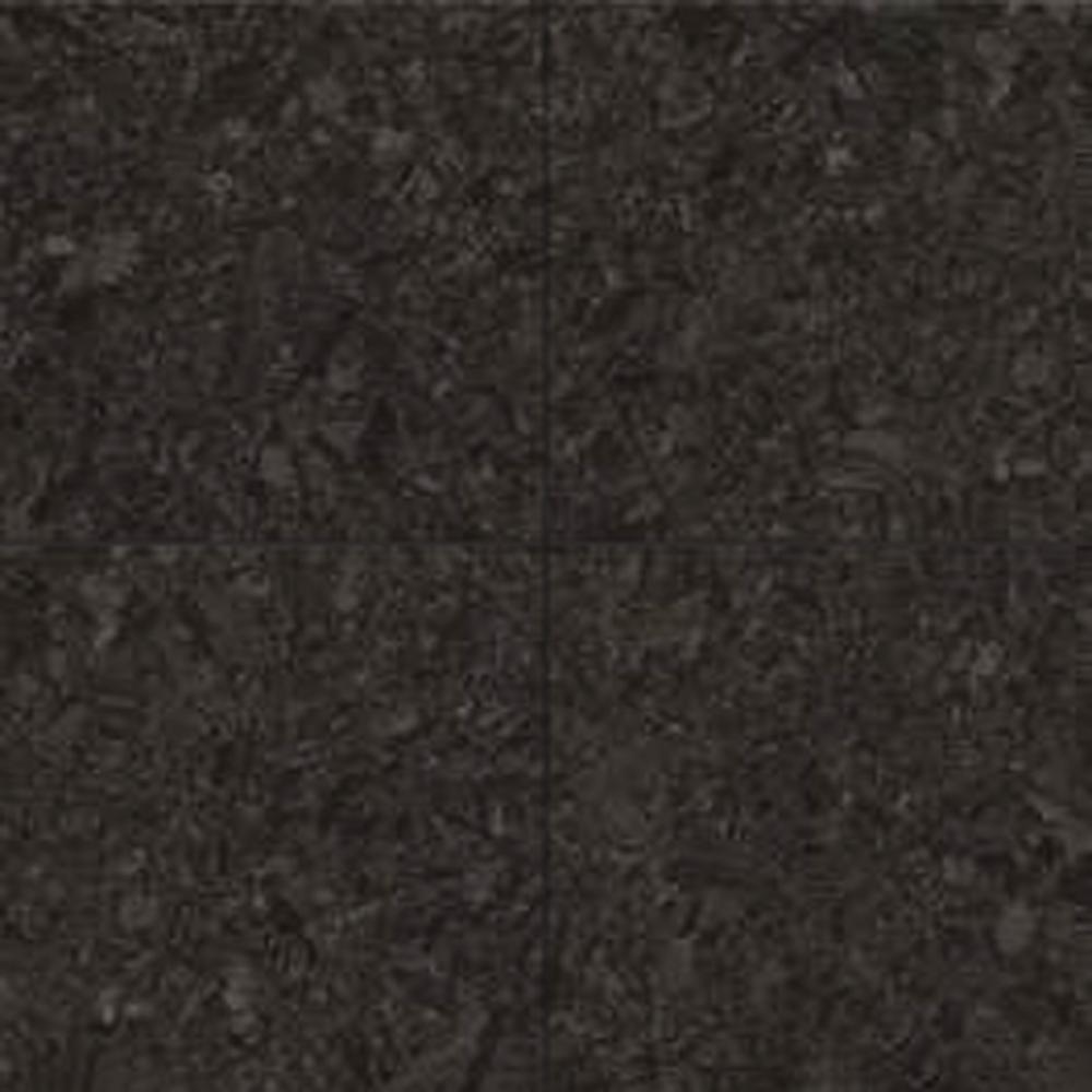 "Versace Italian Antique Brown Nero Porcelain Tile 23"" x 23"", Meteorite"