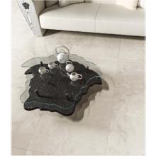 "Versace Italian Onice Bianco Porcelain Tile 31"" x 31"", Emote"