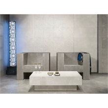 "Versace Italian Bianco Porcelain Tile 16"" x 31"", Greek"