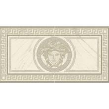 "Versace Italian Rosone Bianco Porcelain Tile 23"" x 46"", Marble"