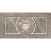 "Versace Italian Rosone Grigio Porcelain Tile 23"" x 46"", Marble"