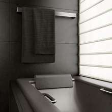 Armani-Porcelain-Tile-Nero-Matt-21''x41''- Interior