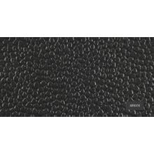 "Picture of Armani Porcelain Tile - Nero Shagreen Logo 21""X41"""