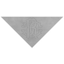 "Picture of Roberto Cavalli Lush 4""x4""x5"" Triangolo Metal acciaio"