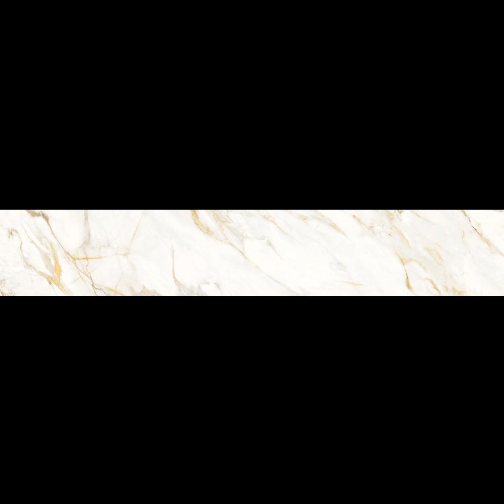 """Picture of Roberto Cavalli Lush 8""""x8"""" Calacatta Oro Lux.Rett"""