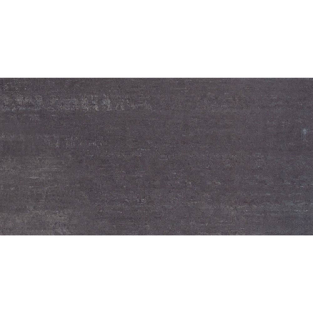 """Picture of Granity Air 12""""x36"""" Polished Coal Porcelian Tile"""